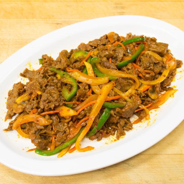 Spicy Bulgogi 매운불고기